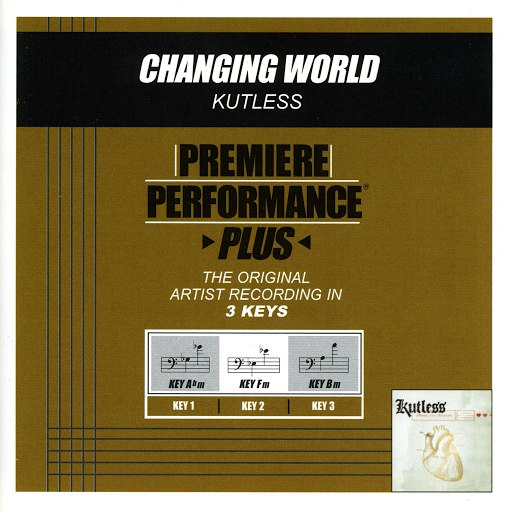 Kutless альбом Premiere Performance Plus: Changing World