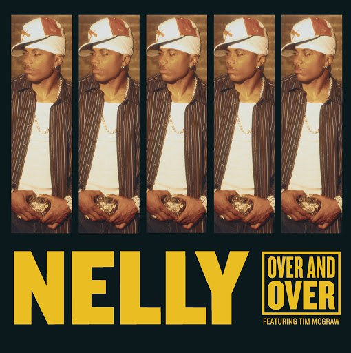 Nelly альбом Over and Over (Int'l Comm Single)