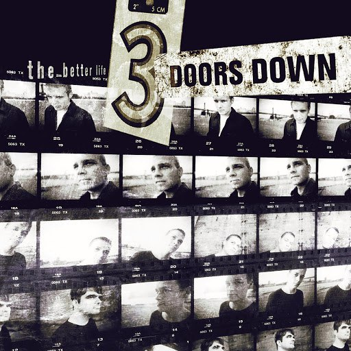 3 Doors Down альбом The Better Life