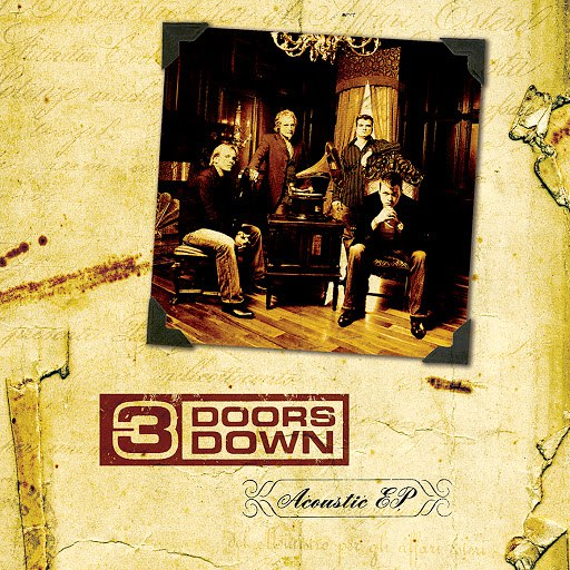 3 Doors Down альбом Acoustic EP