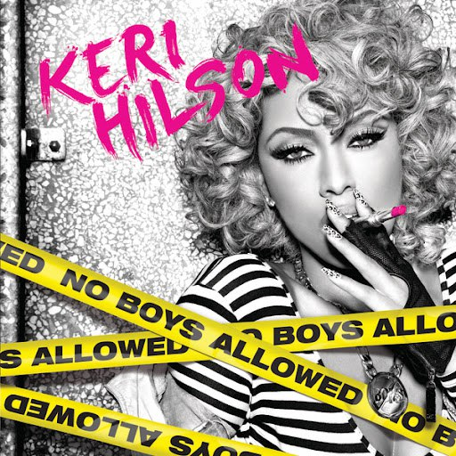 Keri Hilson альбом No Boys Allowed