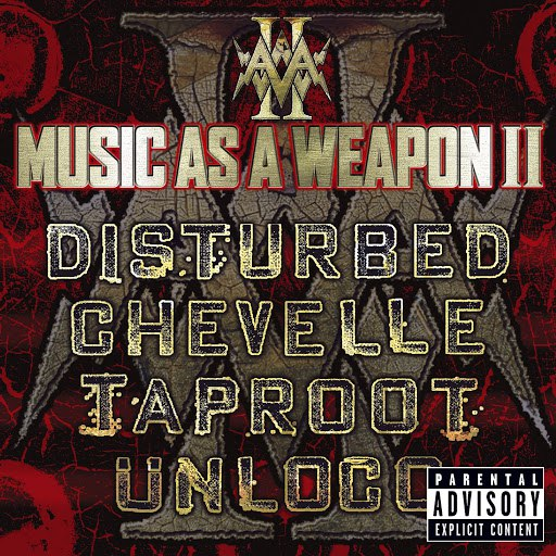 Disturbed альбом Music As A Weapon II