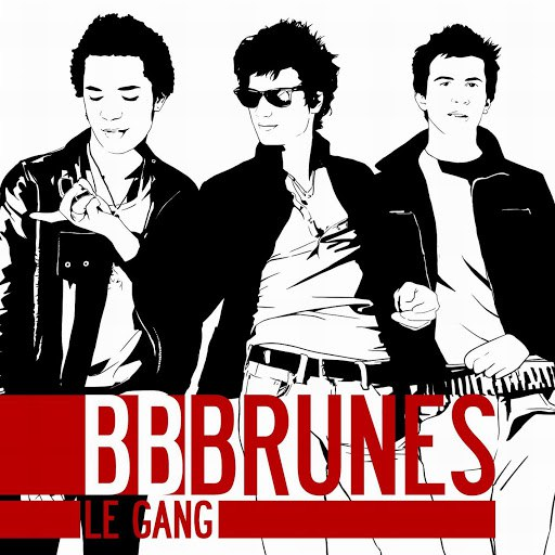 BB Brunes альбом Le Gang