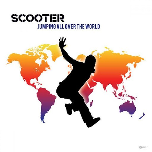 Scooter альбом Jumping All Over The World (4-Track Maxi-Single)