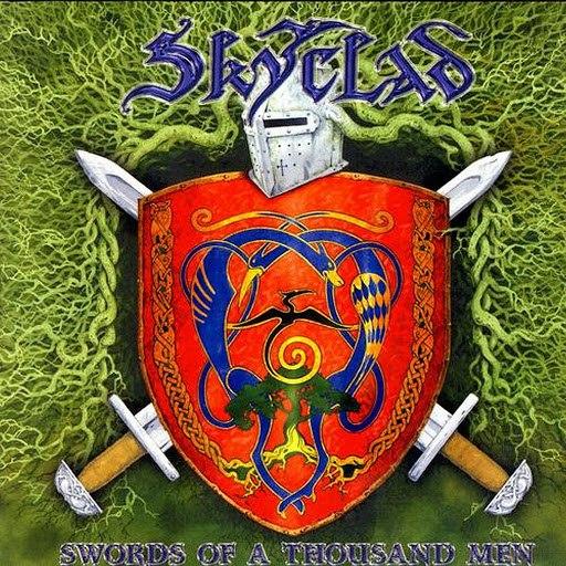 Skyclad альбом Swords Of A Thousand Men