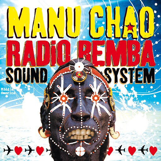 Manu Chao альбом Radio Bemba Sound System (Live)