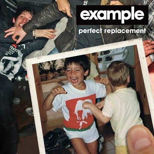 Example альбом Perfect Replacement (Remixes)