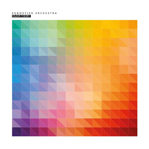 Submotion Orchestra альбом Colour Theory