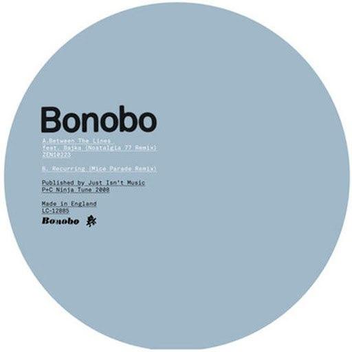 Bonobo альбом In Between / Recurring Remixes
