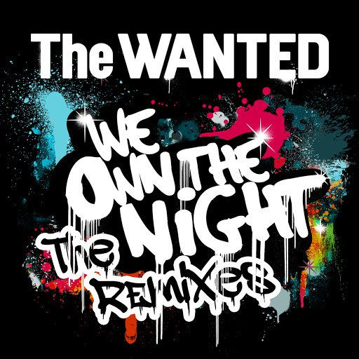 The Wanted альбом We Own The Night (The Remixes)