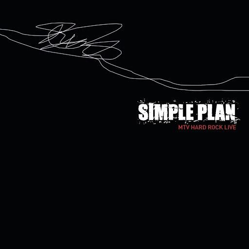 Simple Plan альбом MTV Hard Rock Live (U.S. Version)