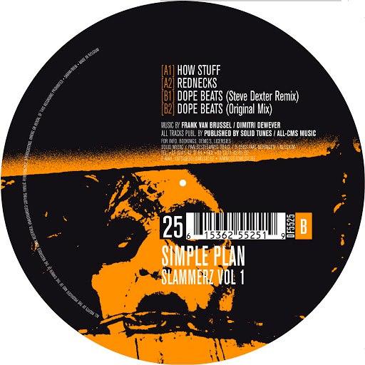 Simple Plan альбом Slammerz Vol. 1