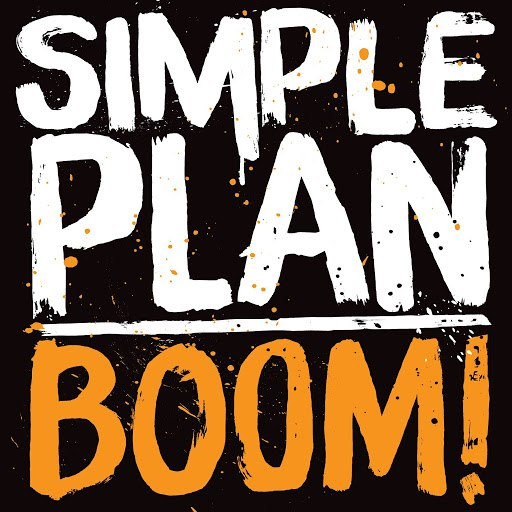 Simple Plan альбом Boom!