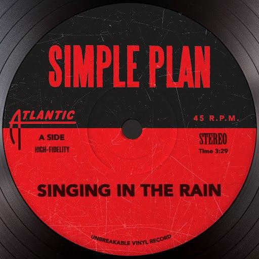 Simple Plan альбом Singing In The Rain
