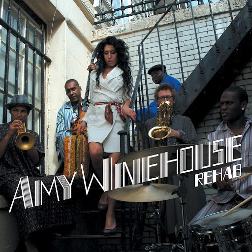 Amy Winehouse альбом Rehab (Remixes & B Sides)