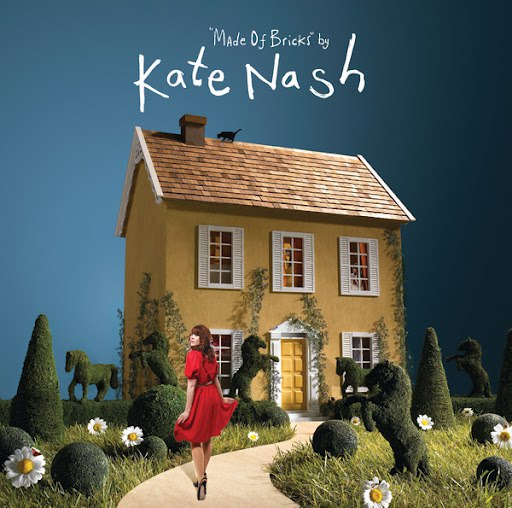 Kate Nash альбом Made of Bricks