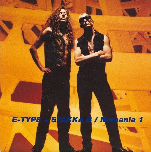 E-type альбом Numania 1