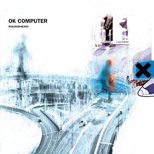 Radiohead альбом OK Computer