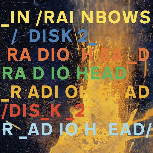 Radiohead альбом In Rainbows (Bonus Album)