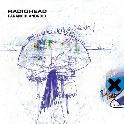Radiohead альбом Paranoid Android