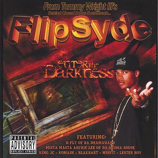 Flipsyde альбом Enter The Darkness/CandyMan 2