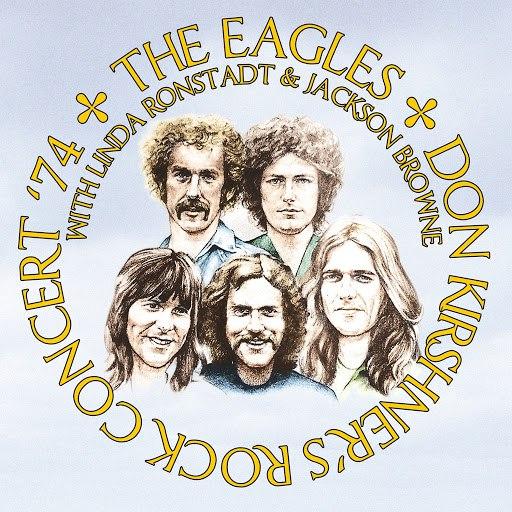 EAGLES альбом Don Kirshner's Rock Concert 1974 (Live) [Remastered]