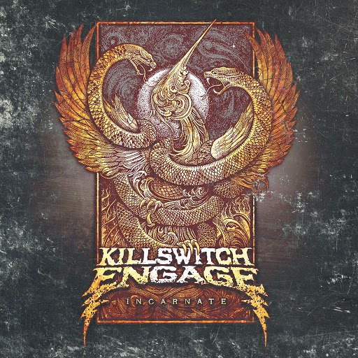 Killswitch Engage альбом Just Let Go