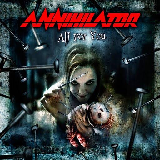 Annihilator альбом All For You