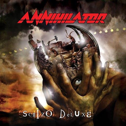Annihilator альбом Schizo Deluxe