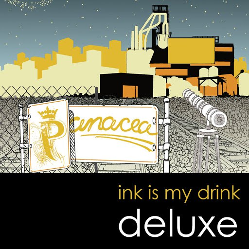 The Panacea альбом Ink Is My Drink (Deluxe Edition)