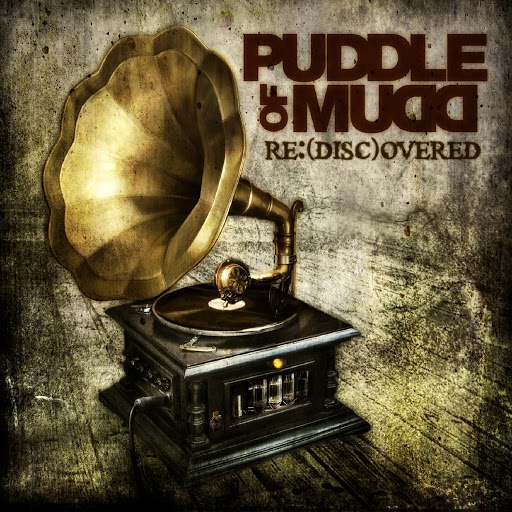 Puddle of Mudd альбом Re (Disc) Overed