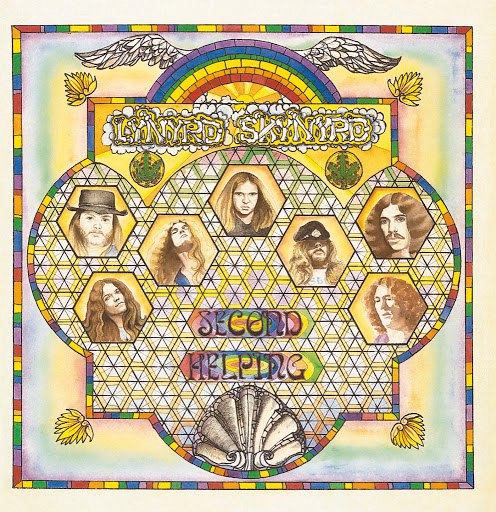 Lynyrd Skynyrd альбом Second Helping