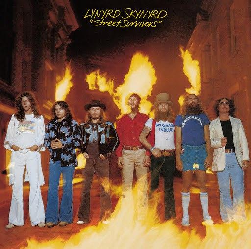 Lynyrd Skynyrd альбом Street Survivors