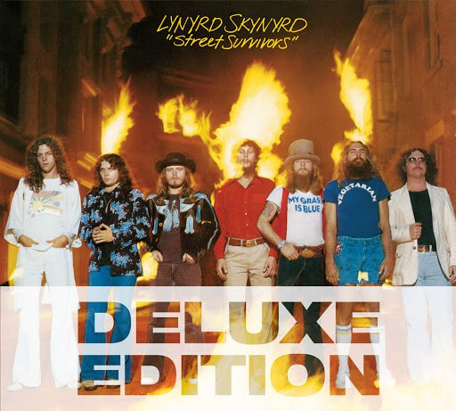 Lynyrd Skynyrd альбом Street Survivors (Deluxe Edition)