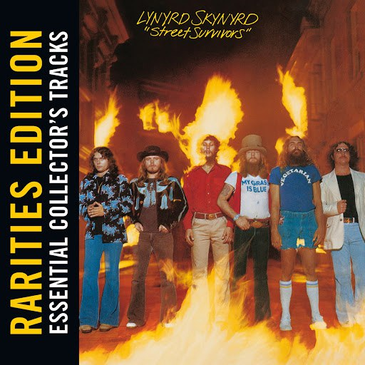 Lynyrd Skynyrd альбом Street Survivors (Rarities Edition)