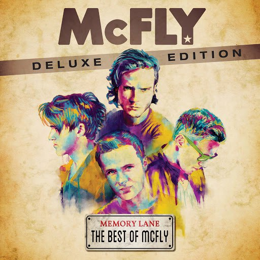 McFly альбом Memory Lane (The Best Of McFly) (Deluxe Edition)
