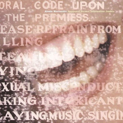 Alanis Morissette альбом Supposed Former Infatuation Junkie