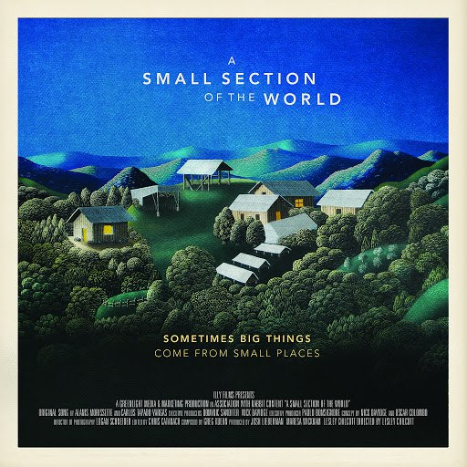 """Alanis Morissette альбом The Morning (from the Film """"A Small Section of the World"""")"""