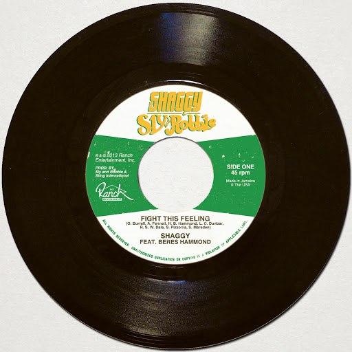Shaggy альбом Fight This Feeling (feat. Beres Hammond)