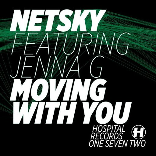 Netsky альбом Moving With You