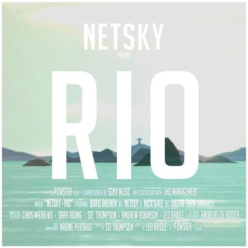 Netsky альбом Rio