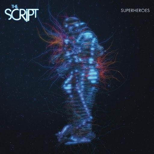 Альбом The Script Superheroes