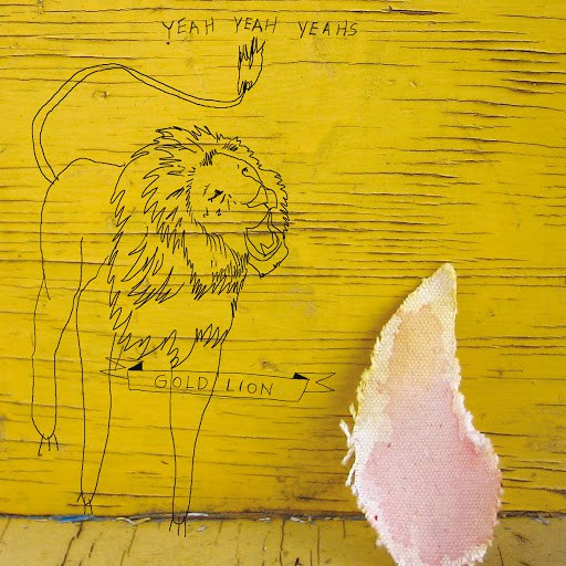 Альбом Yeah Yeah Yeahs Gold Lion (E-Single)