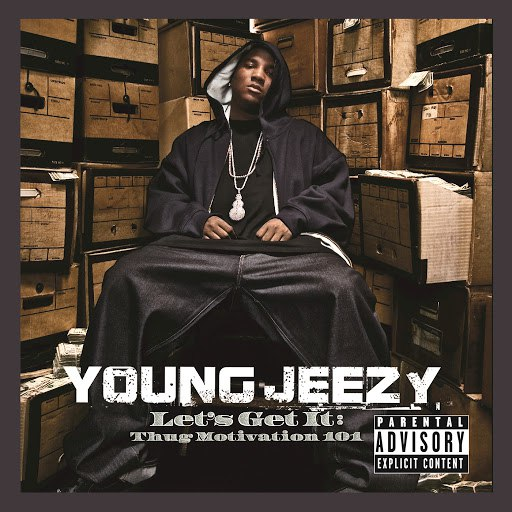 Young Jeezy альбом Let's Get It: Thug Motivation 101 (Deluxe Edition)