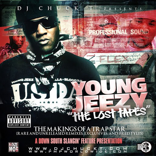 Young Jeezy альбом The Lost Tapes