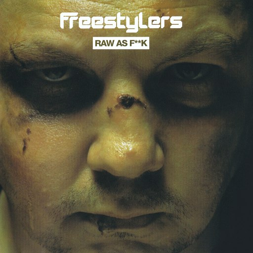 Freestylers альбом Raw As Fuck