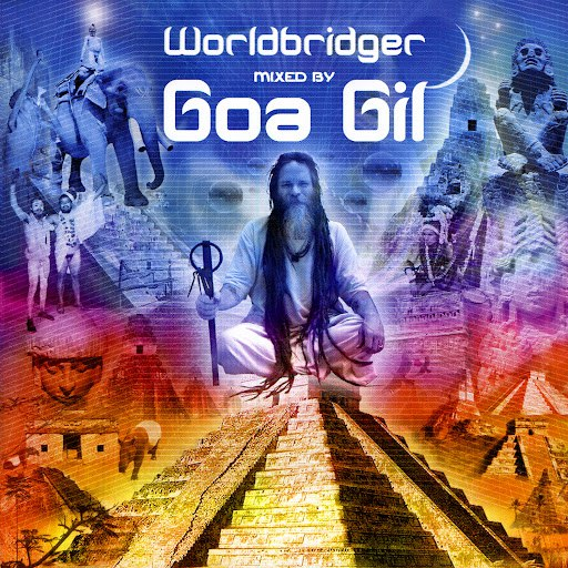Goa Gil альбом Worldbridger