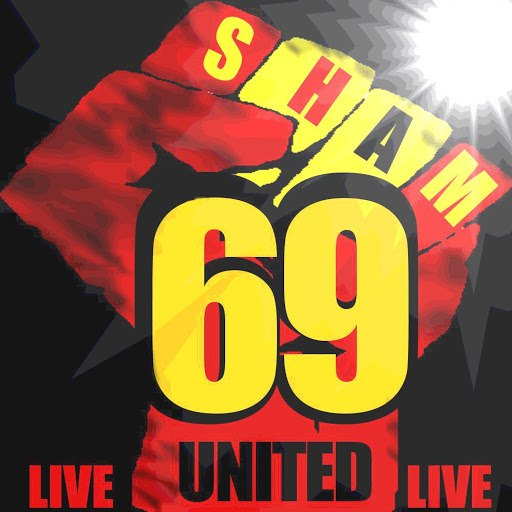 Sham 69 альбом United (Live)
