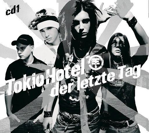 Tokio Hotel альбом Der letzte Tag (International 2-Track)