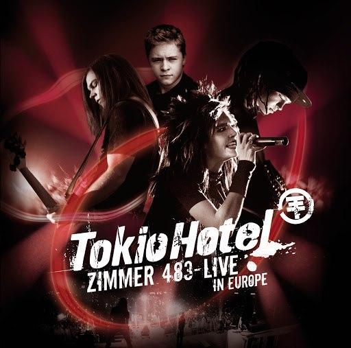 Tokio Hotel альбом Zimmer 483 - Live In Europe